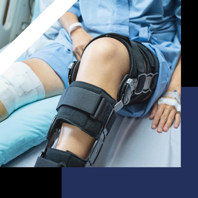 Serious Injury case rehabilitation